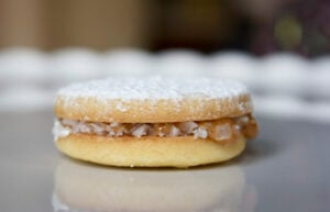 Alfajores recipe by Edible Times