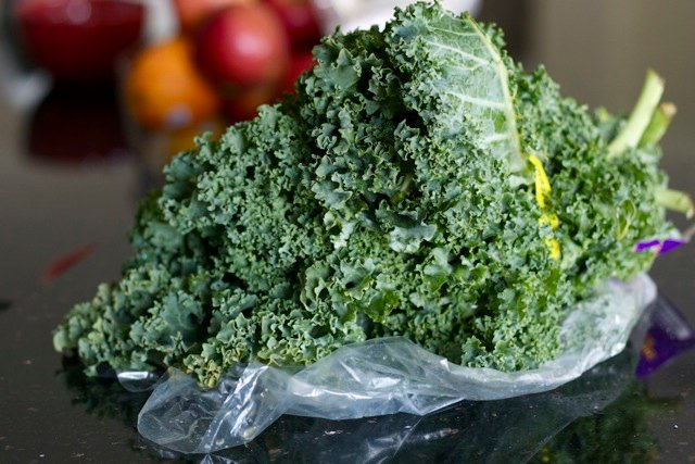 How to pick the best kale from Edible Times