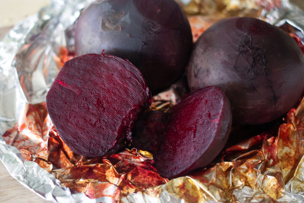 How to roast beets by Edible Times