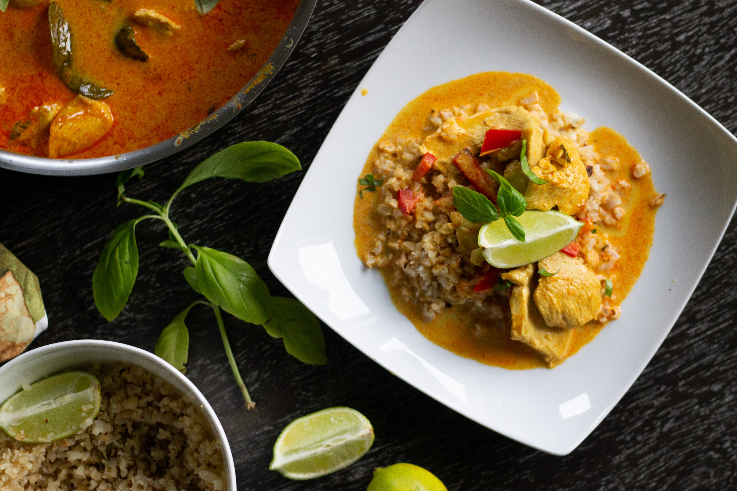 Chicken curry recipe from Edible Times