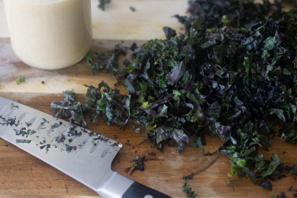 Do you need to massage kale?