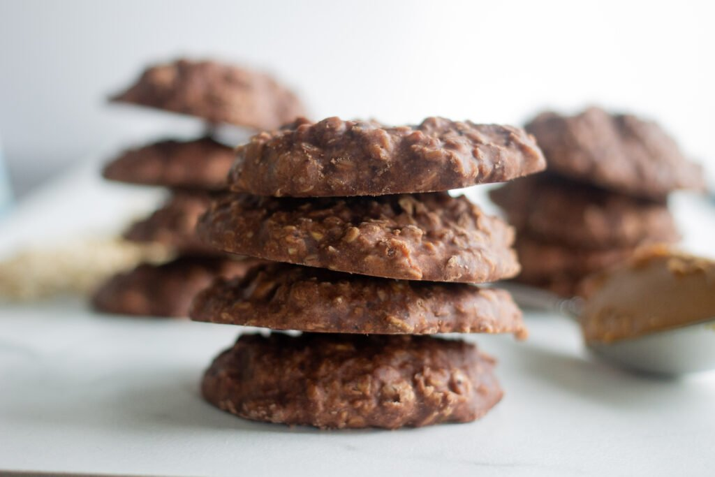 No bake cookies recipe from Edible Times