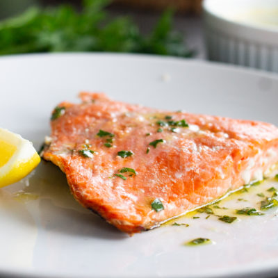 How to cook sockeye salmon, or any salmon, to perfect doneness