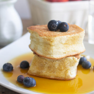 What Japanese pancakes really are + how to make them gluten + grain free